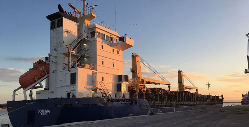 M/V BOTHNIA english